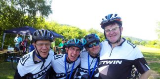Radsport Specail Olympics