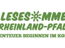 Logo Lesessommer (Quelle: Landesbibliothekszentrum Rheinland-Pfalz)