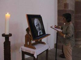Besucher der Kathedrale können persönlich Abschied nehmen und ihre Trauer in Worte fassen (Foto: Bistum Speyer)
