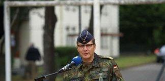 Generalmajor Jürgen Knappe (Foto: Holger Knecht)