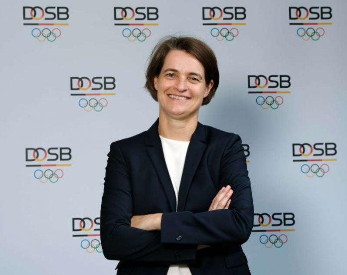 Veronika Rücker (Foto: DOSB)