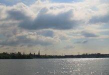 Der Rhein bei Mainz (Symbolbild)