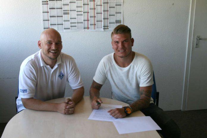 Cheftrainer Gerd Dais und Mirko Schuster (Foto: SV Waldhof Mannheim)
