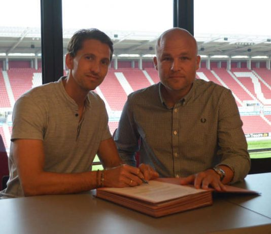 Mainz 05 verpflichtet René Adler (Foto: twitter.com/1FSVMainz05)