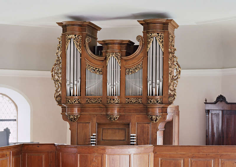 Altdorfer Orgel (Foto: Thomas Kaiser)
