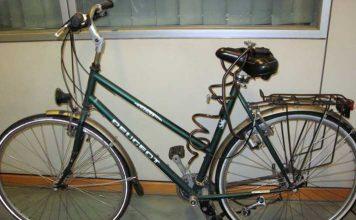 Wer erkennt das Rad? Wer kennt den Besitzer?