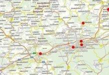 Das Einbruchradar für den Bereich Kaiserslautern in der Woche 16. bis 23. Juni 2017