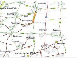 2. Bauabschnitt L 516 (Quelle: LBM Speyer)