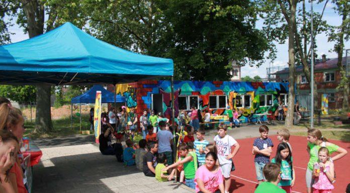 Die große Sommerparty findet in der Talgrafenstraße 2a statt. (Foto: Stadtverwaltung Neustadt)