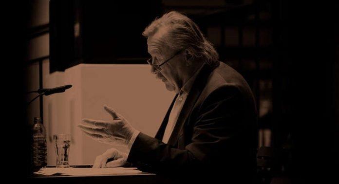 Peter Sloterdijk (Foto: ZKM Karlsruhe)