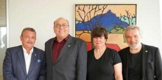 Dr. Thomas Fischbach feierte sein 25-jähriges Dienstjubiläum (Foto: Kreisverwaltung Darmstadt-Dieburg)