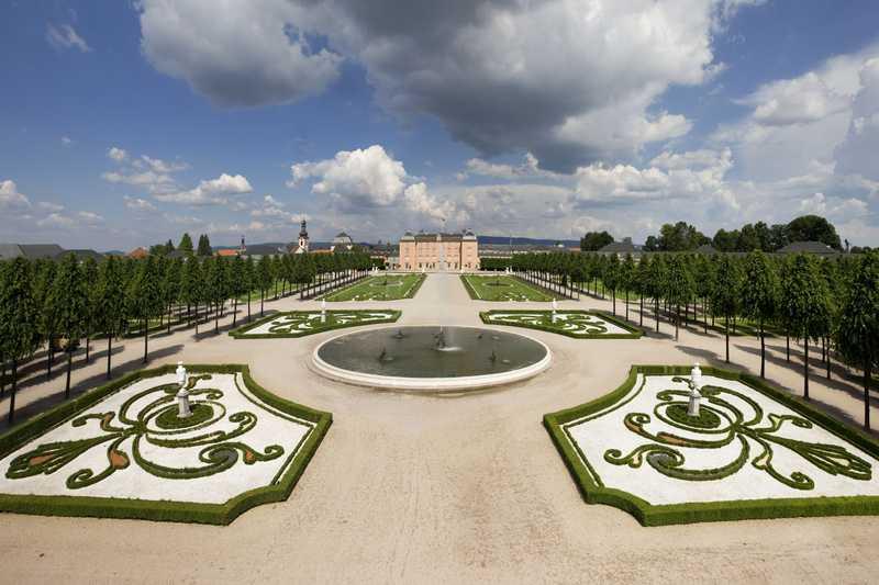 Schlossgarten Schwetzingen (Foto: Christoph Hermann)