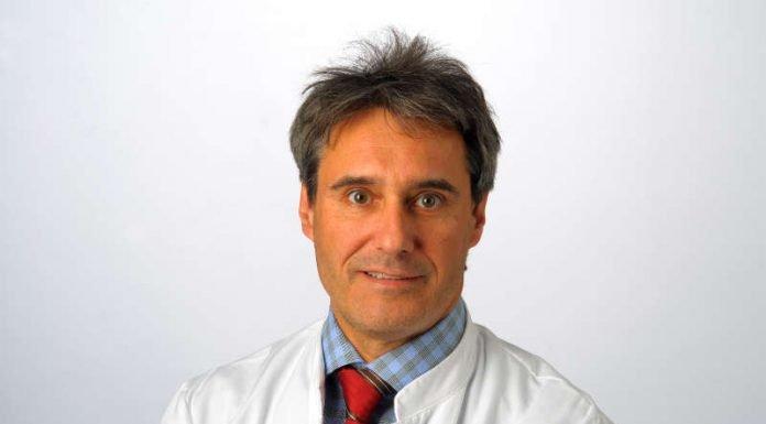 Professor Dr. Hauke Winter (Foto: Thoraxklinik Heidelberg)