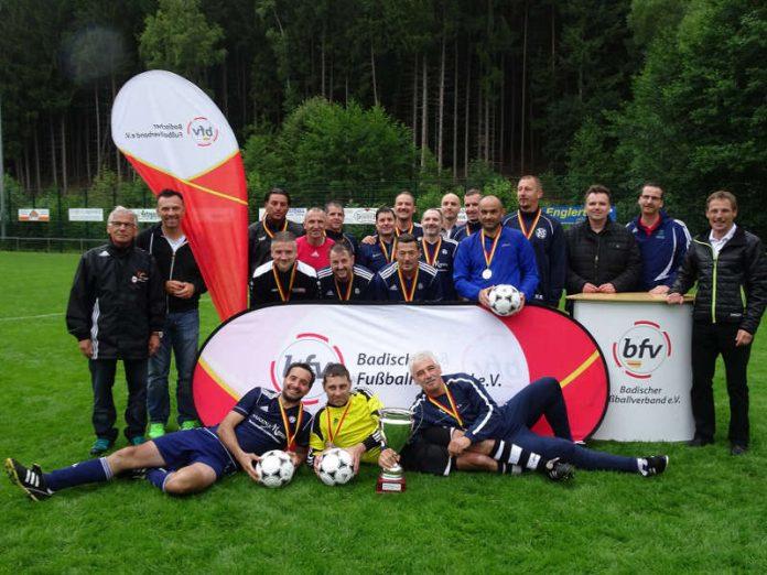 Badische Meisterschaft Ü40 (Foto: Badischer Fußballverband)