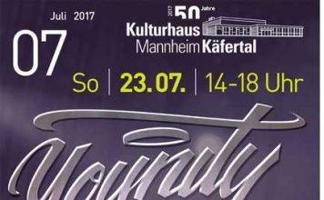 Begegnungsfest 2017 in Mannheim Käfertal