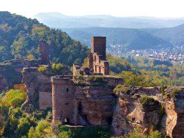 Burg Altdahn (Foto: Kurt E. Groß)