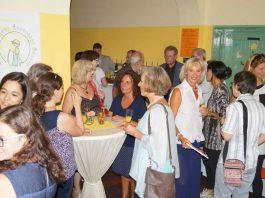 25 Jahre Feier im Foyer des Alten Schulhauses der Johann-Rupprecht-Schule