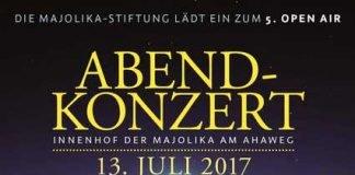 Konzerteinladung - Flyer
