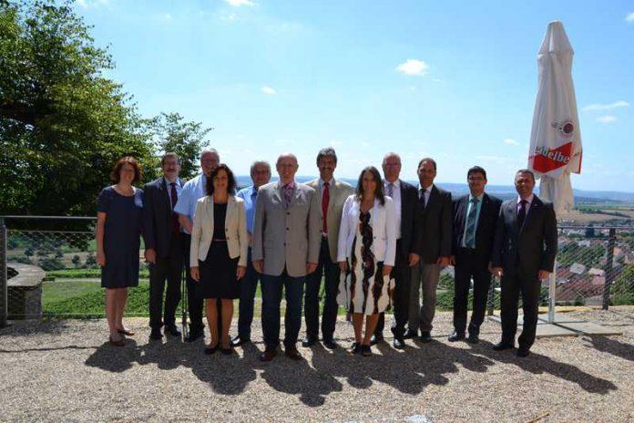 Unterzeichnung Tourismuskooperation