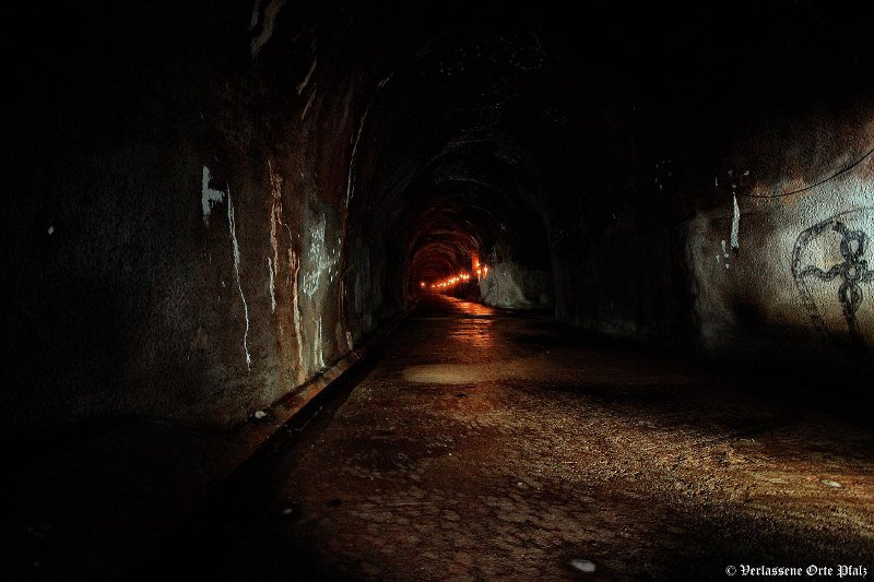 Bunker St. Martin Verlassene Orte