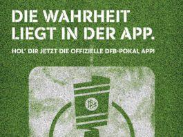 DFB-Pokal App (Quelle: DFB)