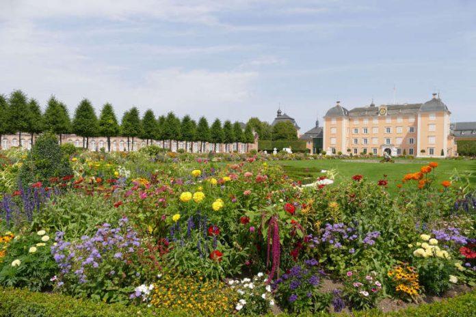 Schloss und Schlossgarten Schwetzingen (Foto: Henrike von Werder)