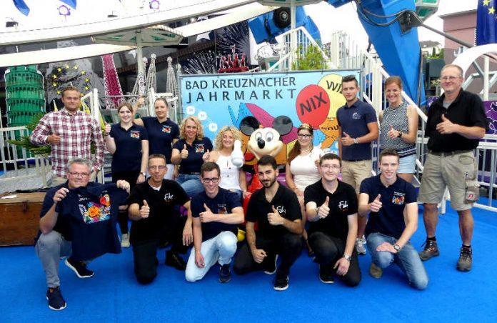 Mannschaft Jahrmarkt Bad Kreuznach
