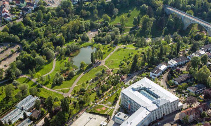 Strecktalpark (Foto: Stadtverwaltung Pirmasens)