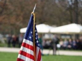 Flagge der Vereinigten Staaten von Amerika (Foto: Holger Knecht)