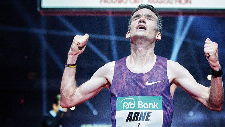 Arne Gabius (Foto: MAINOVA Frankfurt Marathon)