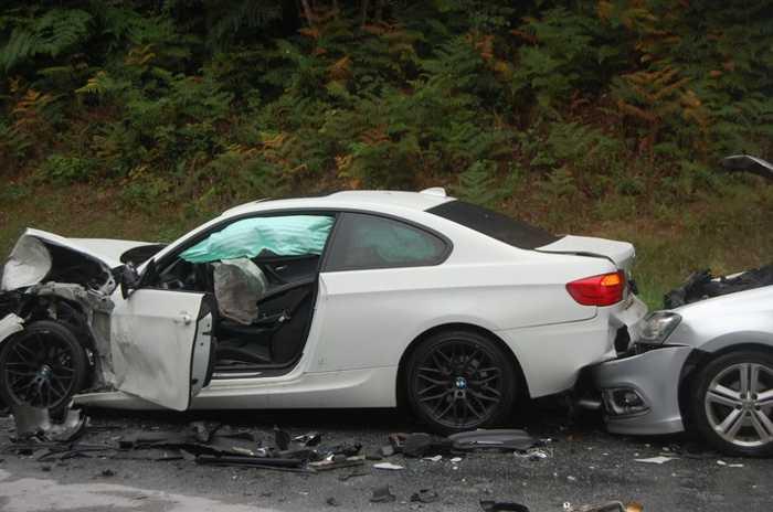 Unfall unter Alkoholeinwirkung - Der Unfallverursacher dieses Unfalls muss mit ernsten Konsequenzen rechnen