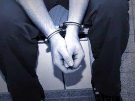 Symbolbild, Polizei, Verhaftung, Zelle © Polizei