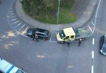 Die Polizei kontrollierte heute in der Welschstraße in Waldfischbach-Burgalben. Die Beamten hatten Verkehrssünder im Blick, die zu schnell fuhren.