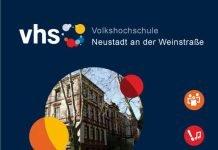 VHS-Programm Herbst 2017 (Quelle: Stadtverwaltung Neustadt)