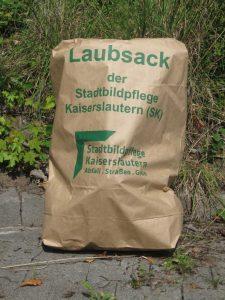 Laubsack KL