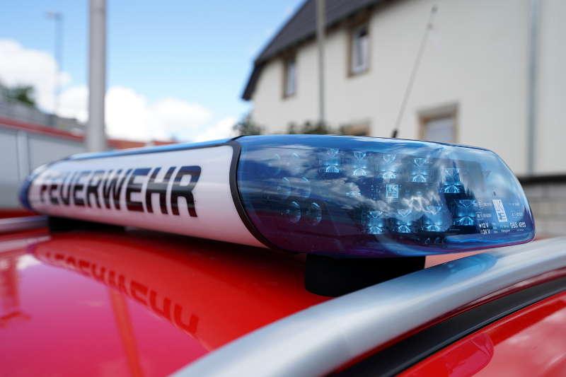 Symbolbild, Feuerwehr, Blaulicht, Haßloch © Holger Knecht