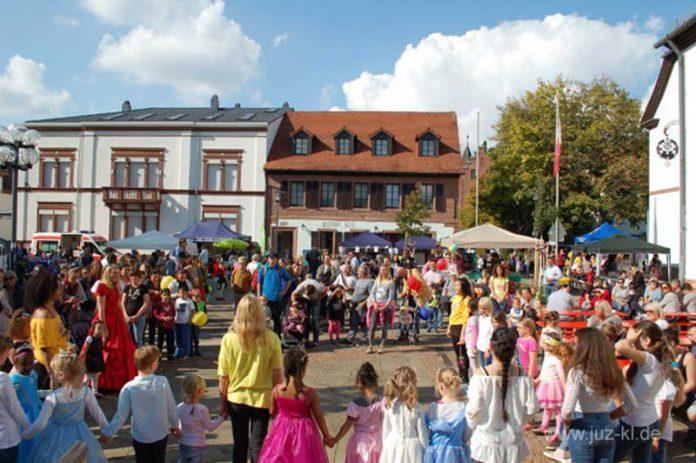 Kinderaltstadtfests KL