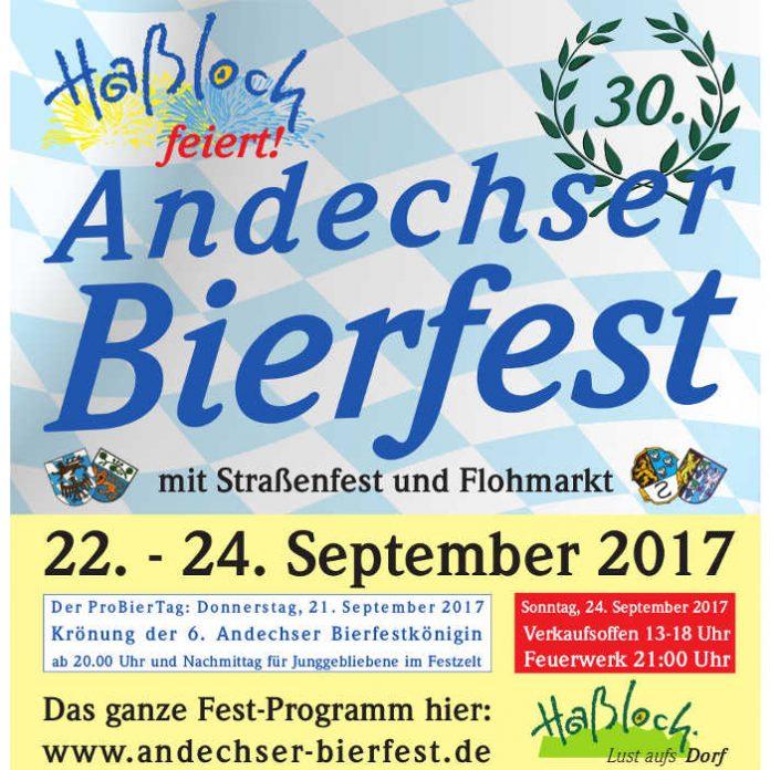 Veranstaltungsplakat (Quelle: Gemeindeverwaltung Haßloch)