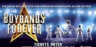 BOYBANDS FOREVER (Quelle: Semmel Concerts Entertainment GmbH)