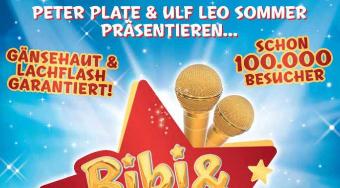 Bibi & Tina ab 27.12.17 auf Tournee (Quelle: Semmel Concerts Entertainment GmbH)