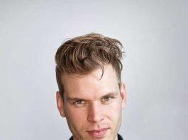 Christian Lillinger (Foto: SWR/Nino Halm)