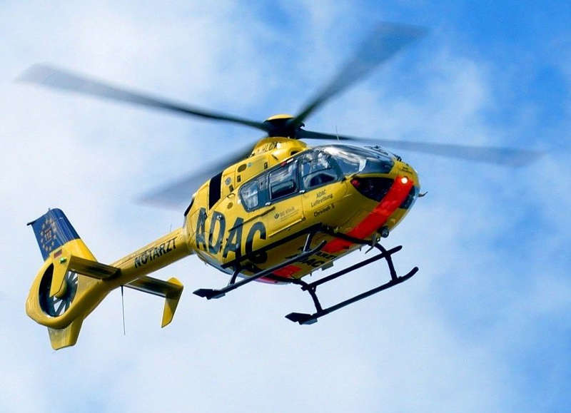 Symbolbild, Rettung, Hubschrauber, Christoph 5 © Holger Knecht