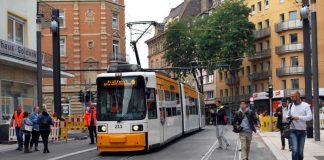 Straßenbahn Mainz