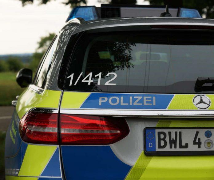 Funkstreifenwagen der baden-württembergischen Polizei (Foto: Holger Knecht)