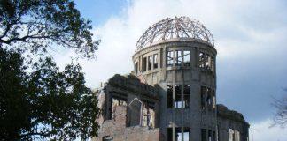 Das zerbombte Gebäude im Hiroshima Peace Memorial (Foto: Regina Hagen)