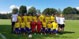 U18-Frauen (Foto: SWFV)