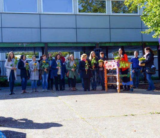 Jubiläumsfeier Theodor Heuss Schule