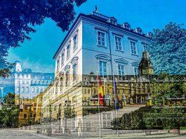 "Fotoausstellung ""Karlsruhe im Doppelpack"" (Foto: Klaus Eppele)"