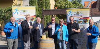 v.l.: Janson, Niederhöfer, Ihlenfeld, Kley, Turznik, Schafer, Mattern (Foto: Kreisverwaltung Bad Dürkheim)