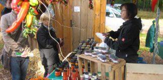 Marmeladenmarkt (Foto: Landesforsten RLP)